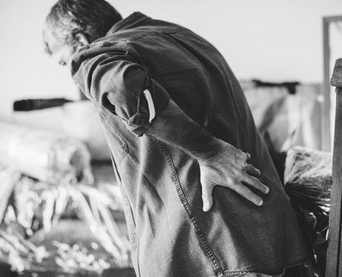 Les douleurs articulaires chez les personnes âgées