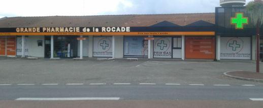 Pharmacie De La Rocade Toulenne,TOULENNE