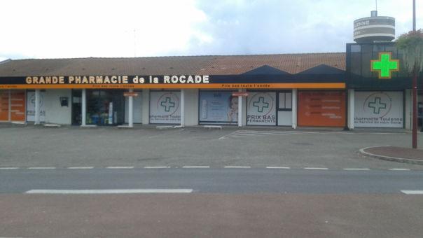 Grande Pharmacie de Toulenne, TOULENNE