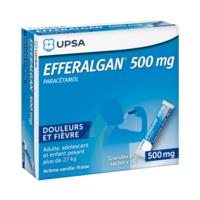 Efferalgan 500 mg Glé en sachet Sach/16 à TOULENNE