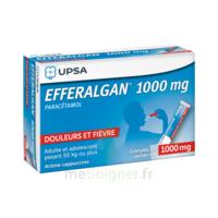 Efferalgan 1g Cappuccino granules 8 sachets à TOULENNE