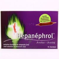 HEPANEPHROL, solution buvable en ampoule à TOULENNE