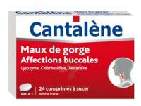 CANTALENE, comprimé à sucer à TOULENNE