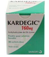 KARDEGIC 160 mg, poudre pour solution buvable en sachet à TOULENNE