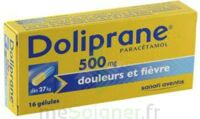DOLIPRANE 500 mg Gélules B/16 à TOULENNE