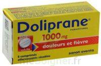 DOLIPRANE 1000 mg Comprimés effervescents sécables T/8 à TOULENNE