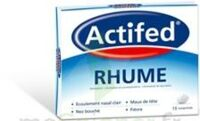 ACTIFED RHUME, comprimé à TOULENNE