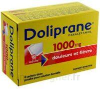 DOLIPRANE 1000 mg Poudre pour solution buvable en sachet-dose B/8 à TOULENNE