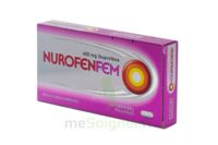 NUROFENFEM 400 mg, comprimé pelliculé à TOULENNE