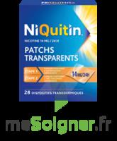 NIQUITIN 14 mg/24 heures, dispositif transdermique Sach/28 à TOULENNE
