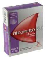 Nicoretteskin 10 mg/16 h Dispositif transdermique B/28 à TOULENNE