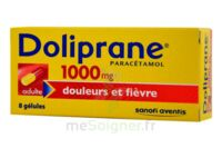 DOLIPRANE 1000 mg Gélules Plq/8 à TOULENNE
