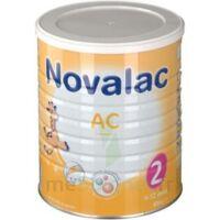 Novalac AC 2 Lait en poudre 800g à TOULENNE