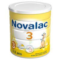 Novalac 3 Croissance lait en poudre 800g à TOULENNE