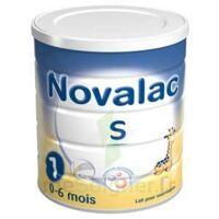 Novalac S 1 Lait en poudre 800g à TOULENNE