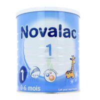 Novalac 1 Lait poudre 800g à TOULENNE
