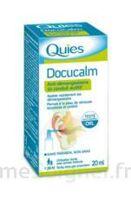 QUIES DOCUCALM ANTIDEMANGEAISONS DU CONDUIT AUDITIF, spray 20 ml à TOULENNE