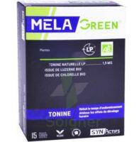 Synactifs Melagreen  Bio Gélules B/15 à TOULENNE