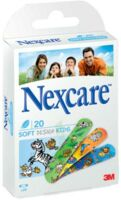 NEXCARE SOFT DESIGN KIDS, bt 20 à TOULENNE