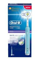 ORAL B PROFESSIONAL CARE 700 WHITE & CLEAN à TOULENNE