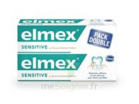 ELMEX SENSITIVE DENTIFRICE, tube 75 ml, pack 2 à TOULENNE