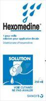 HEXOMEDINE 1 POUR MILLE S appl loc Fl/250ml à TOULENNE