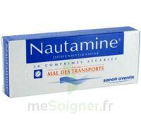 NAUTAMINE, comprimé sécable à TOULENNE