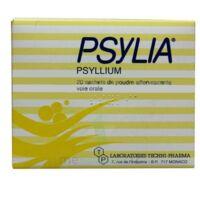 PSYLIA, poudre effervescente pour suspension buvable en sachet à TOULENNE