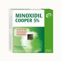 MINOXIDIL COOPER 5 %, solution pour application cutanée à TOULENNE