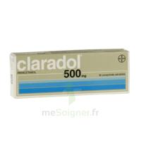 CLARADOL 500 mg, comprimé sécable à TOULENNE