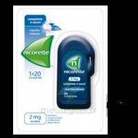 NICORETTE 2 mg Cpr à sucer T/20 à TOULENNE