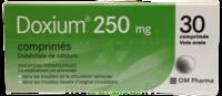 DOXIUM 250 mg, comprimé à TOULENNE