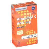 VITAMINE C ARROW 500 mg, comprimé à croquer  2T/15 à TOULENNE