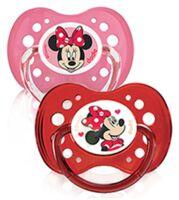 Dodie Disney sucettes silicone +18 mois Minnie Duo à TOULENNE