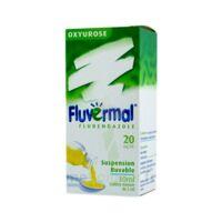 FLUVERMAL 2 % Susp buv Fl/30ml à TOULENNE