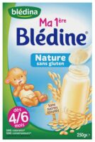 Blédine Ma 1ère blédine nature 250g à TOULENNE