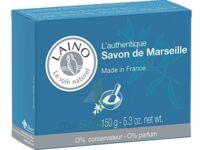 LAINO TRADITION Sav de marseille 150g à TOULENNE