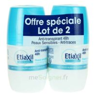 ETIAXIL DEO 48H ROLL-ON LOT 2 à TOULENNE