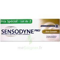 Sensodyne Protection Complète Lot de 2 x 75 ml à TOULENNE