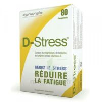 D-STRESS, boite de 80 à TOULENNE