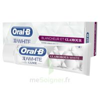 ORAL B dentifrice  D White blancheur et glamour à TOULENNE