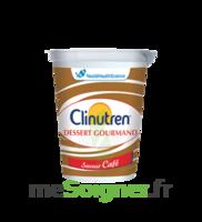 CLINUTREN DESSERT GOURMAND Nutriment café 4Cups/200g à TOULENNE