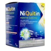 NIQUITIN 2 mg Gom à mâcher médic menthe glaciale sans sucre Plq PVC/PVDC/Alu/100 à TOULENNE