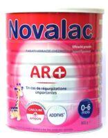 Novalac AR 1 + 800g à TOULENNE