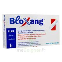 BLOXANG Eponge de gélatine stérile hémostatique B/5 à TOULENNE