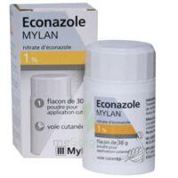ECONAZOLE MYLAN 1 % Pdr appl cut Fl/30g à TOULENNE