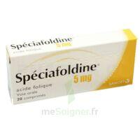 SPECIAFOLDINE 5 mg, comprimé à TOULENNE