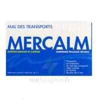 MERCALM, comprimé pelliculé sécable à TOULENNE