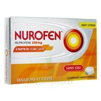 NUROFEN 200 mg, comprimé orodispersible à TOULENNE