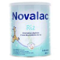 Novalac Riz Lait en poudre 800g à TOULENNE